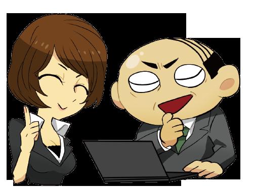 情報共有や社内コミュニケーションを円滑にし蓄積した情報を資産に変えます。テレワークや在宅勤務での活用や、紙や時間の無駄を削減し業務効率をアップ。
